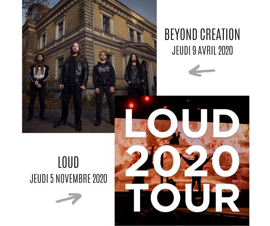 LOUD et Beyond Creation
